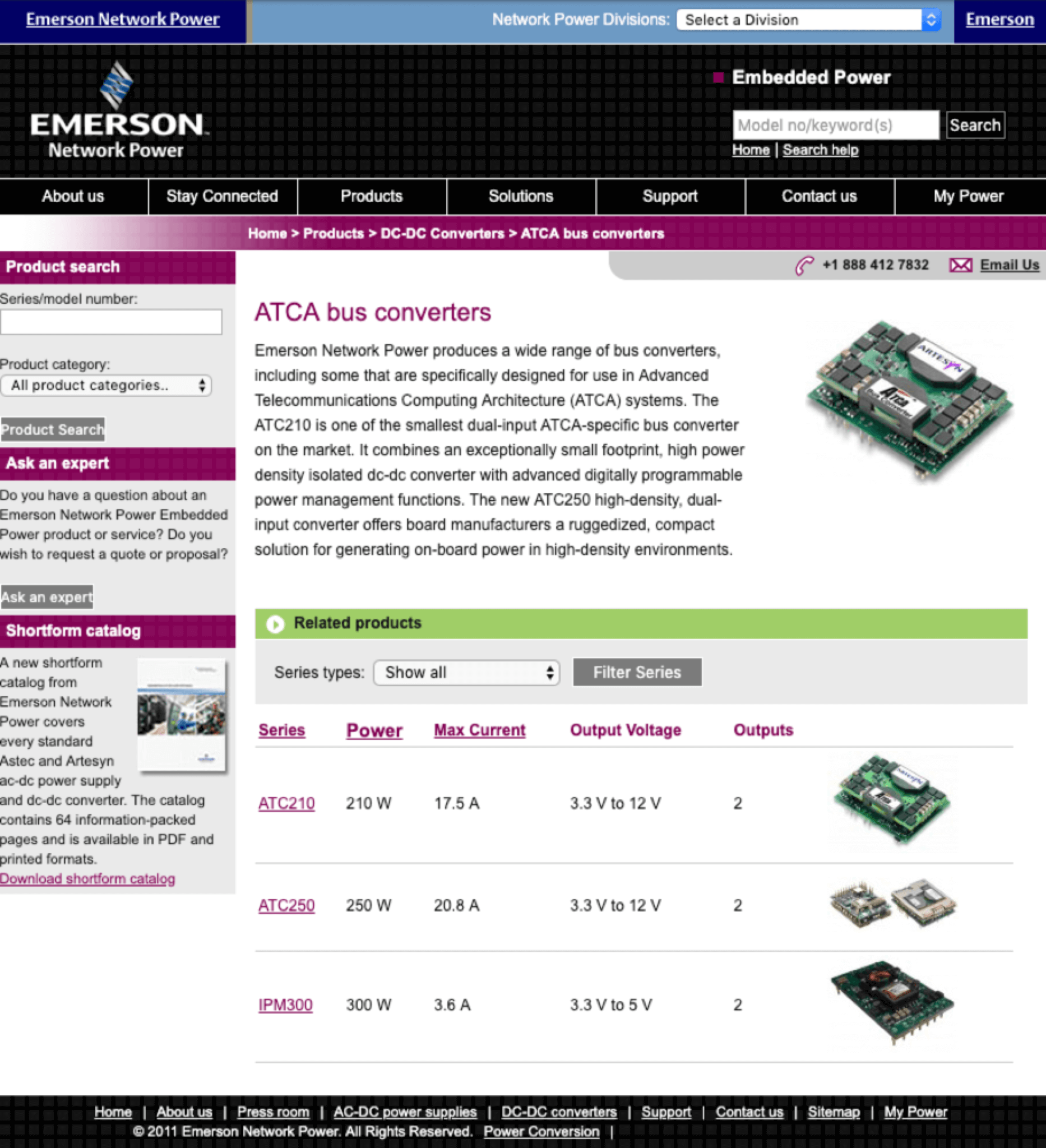 Emerson-AC-DC-Power-Supplies-DC-DC-Converters-Website-Design-ATCA-Page-PC1-1