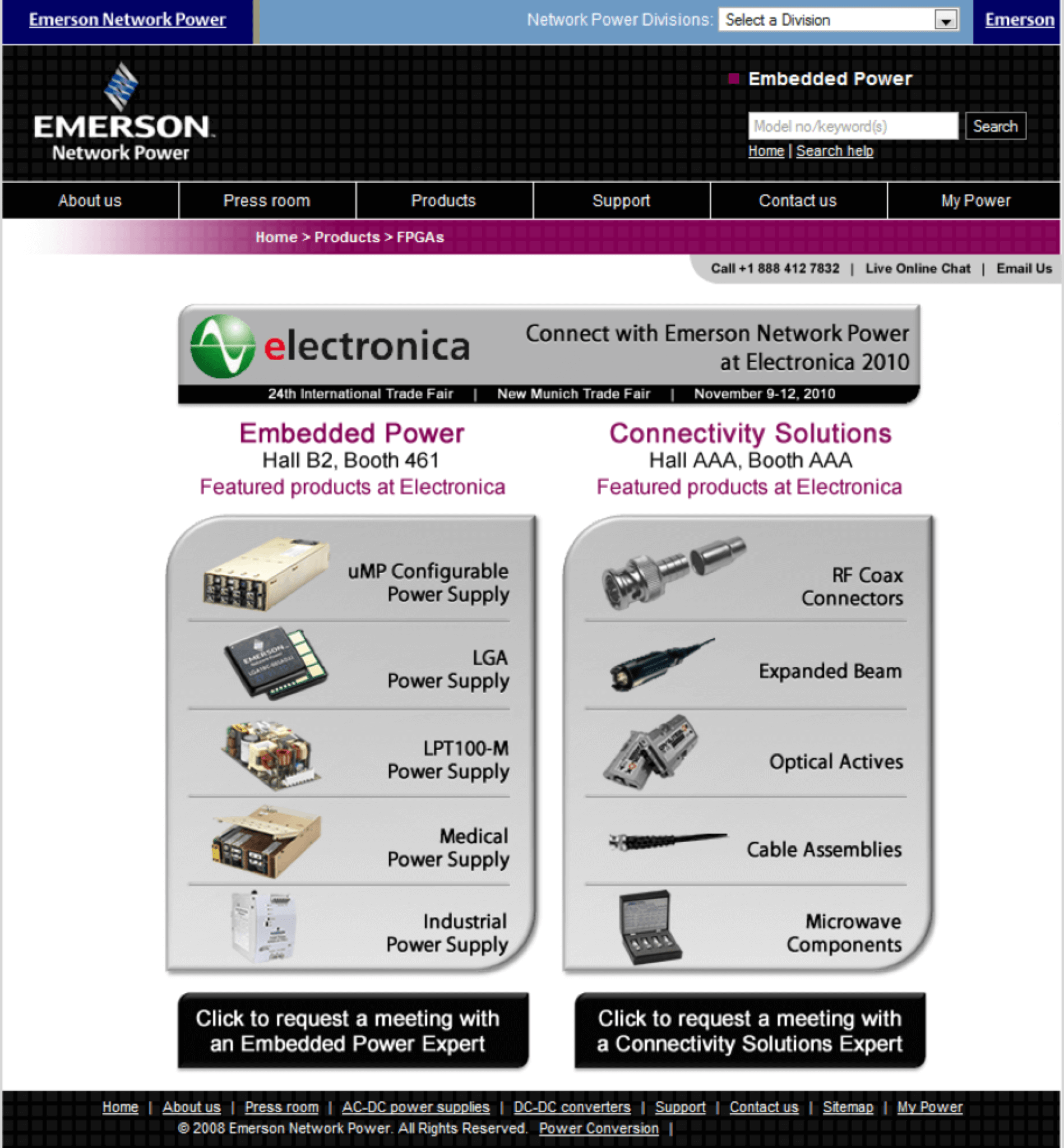 Emerson-AC-DC-Power-Supplies-DC-DC-Converters-Website-Design-Electronica-1
