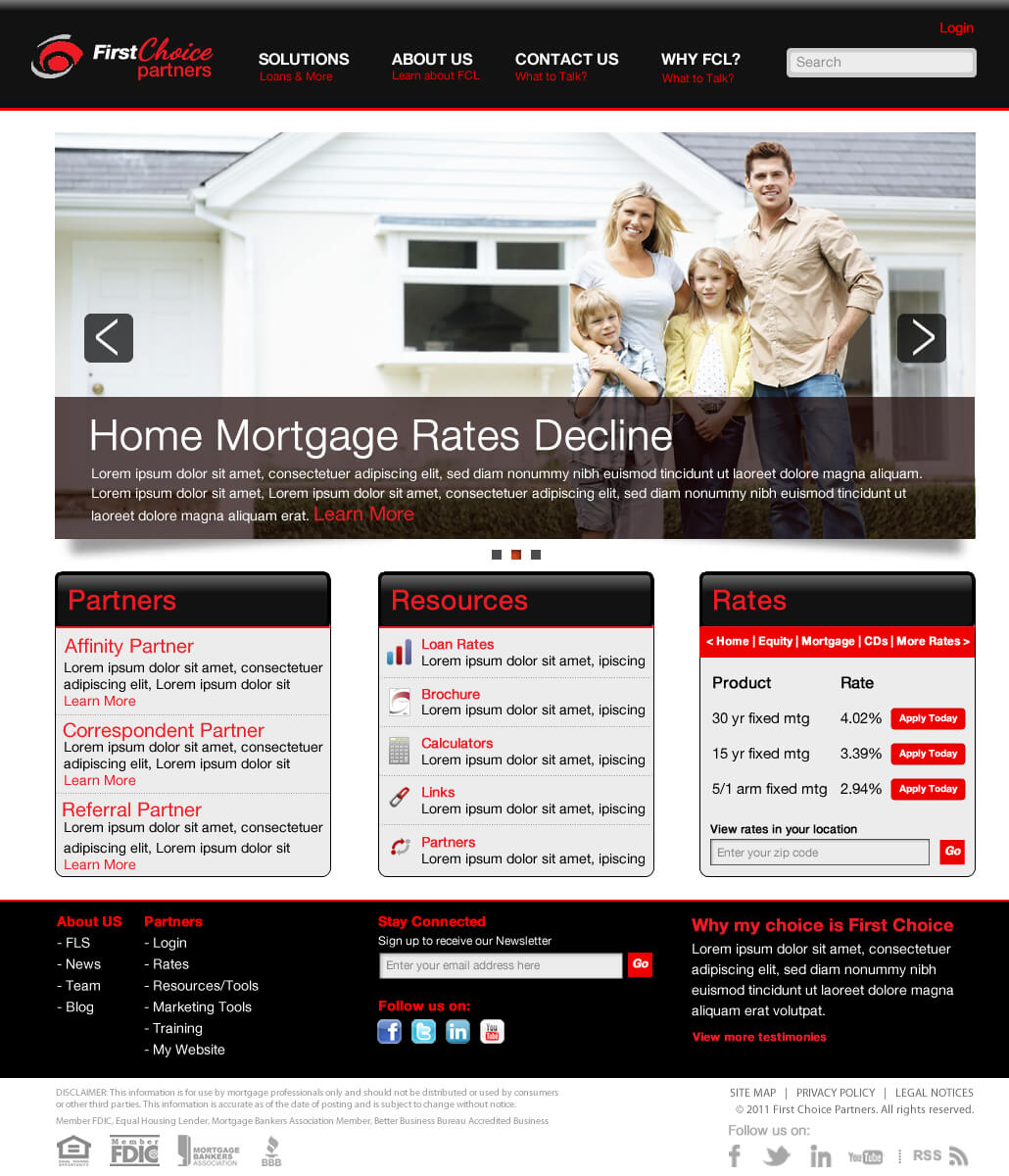 First-Choice-Partners-Home-Mortgage-Loans-Website-Design-1