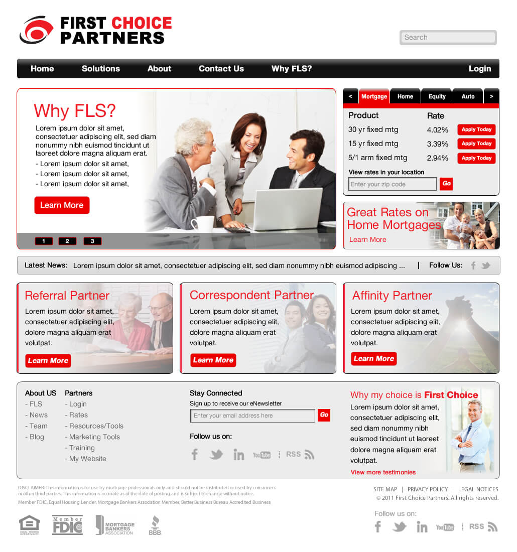 First-Choice-Partners-Home-Mortgage-Loans-Website-Design-2