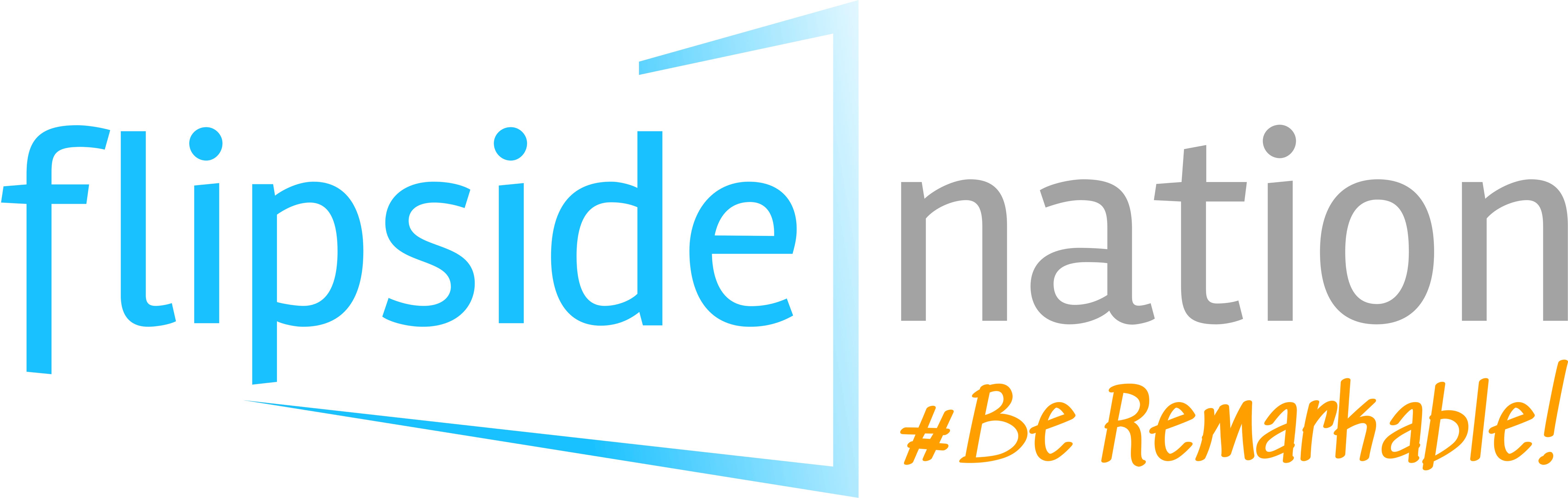 Flipside-Nation-Be-Remarkable-Website-Design-Logo