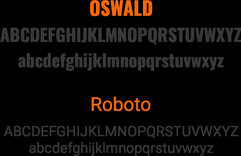 Gatsby-Real-Estate-Investments-REITS-1031-Exchange-Website-Design-Font-Palette
