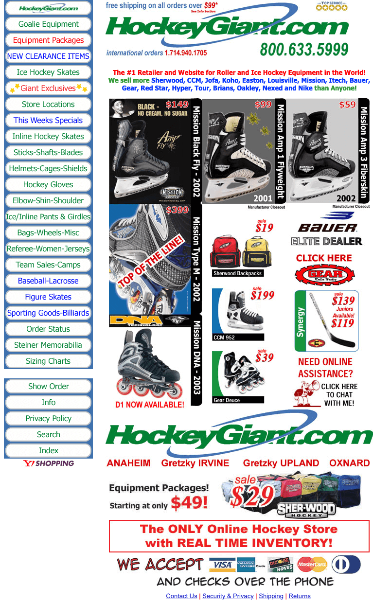 Hockeygiant-Ice-Hockey-Equipment-Website-Design-webpage