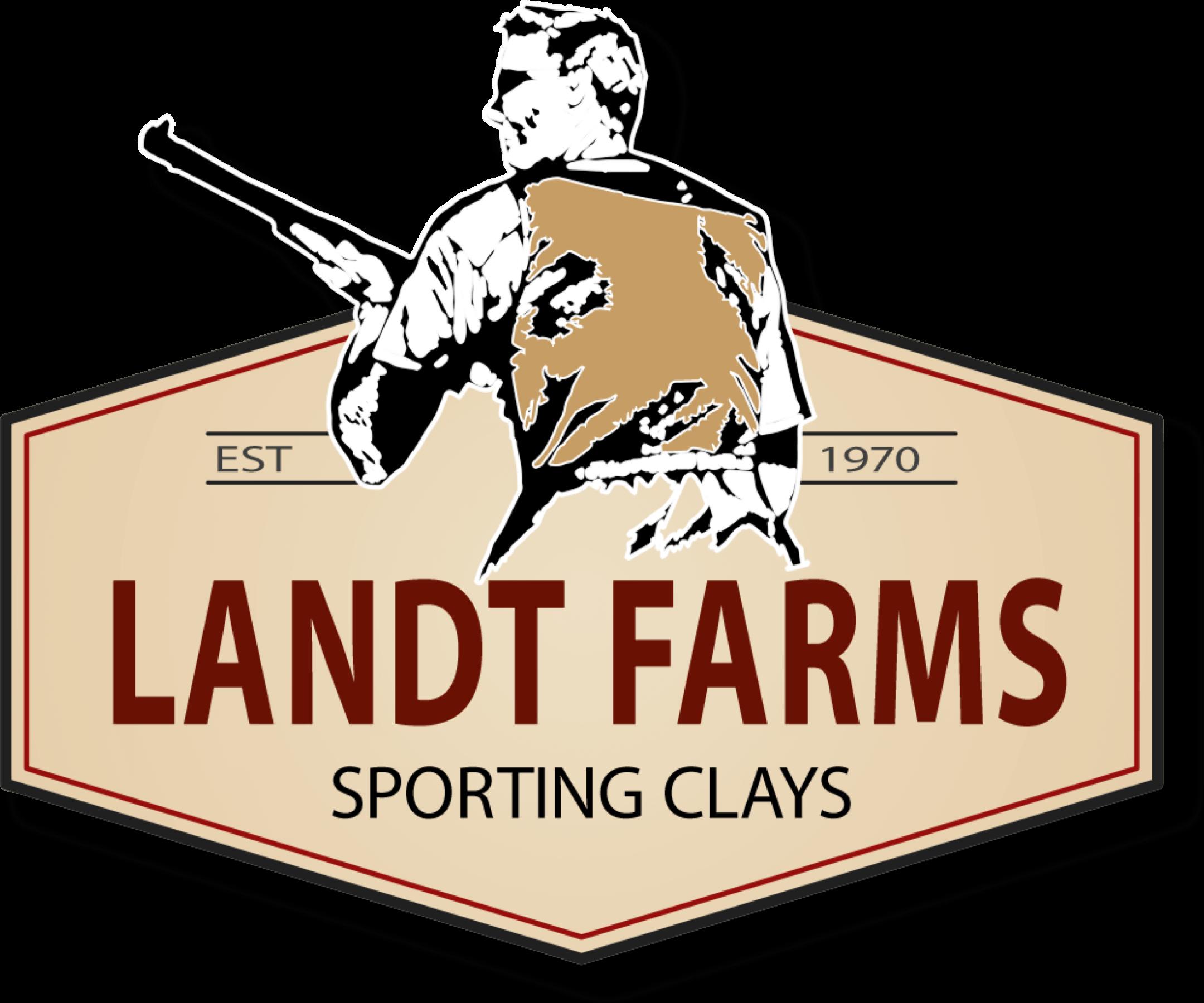 Land-Shotgun-Clay-Shooting-Course-Website-Design-Logo