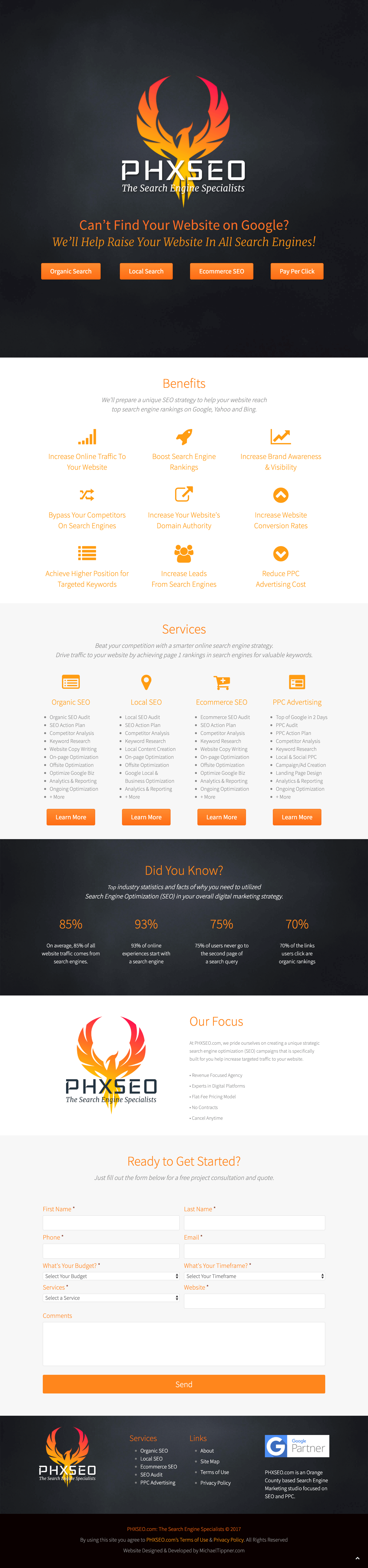 Phonenix-Search-Engine-Optimization-SEO-Website-Design-Home=Page