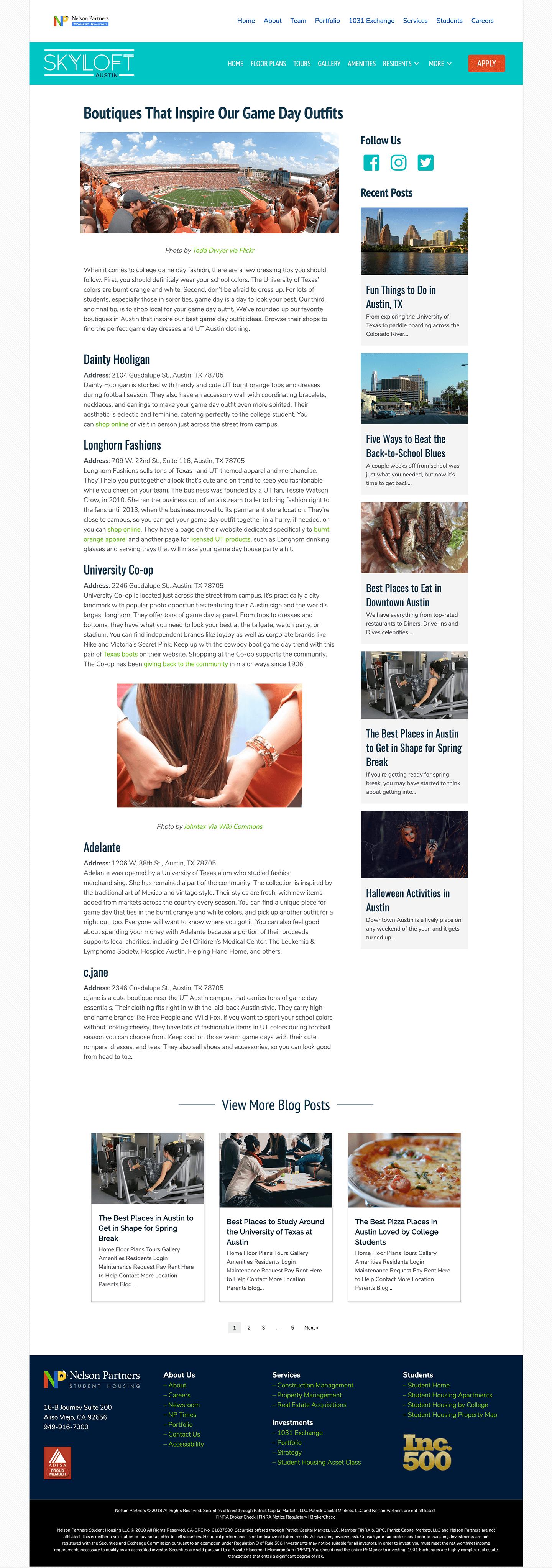 Skyloft-Student-Housing-Apartments-Website-Design-Article-Page