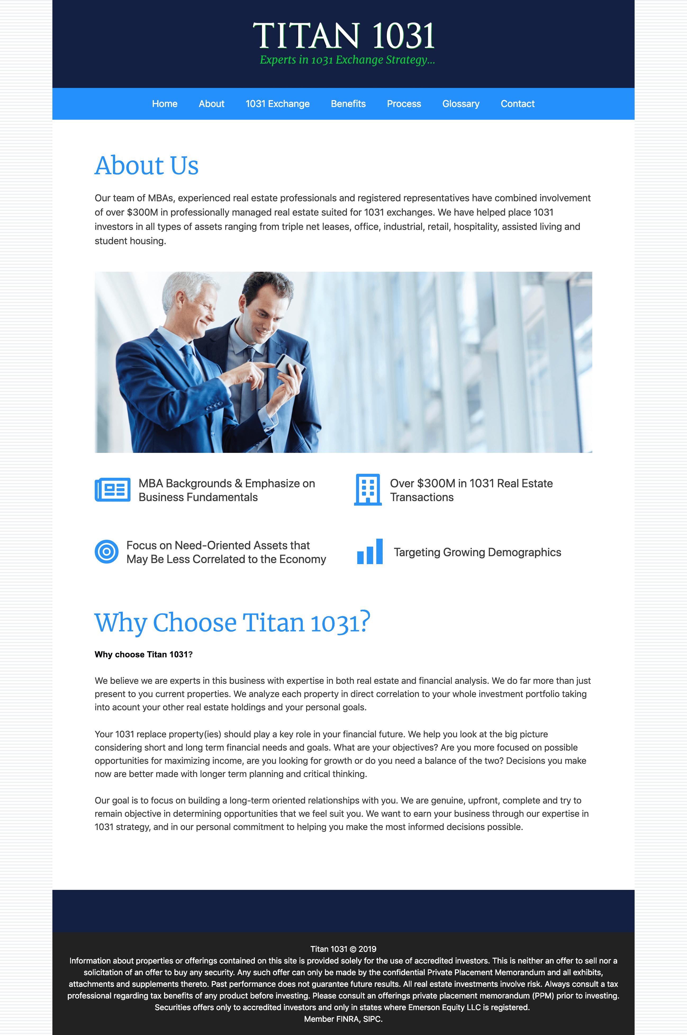 Titan-1031-Real-Estate-Exchange-Website-Design-About-Page