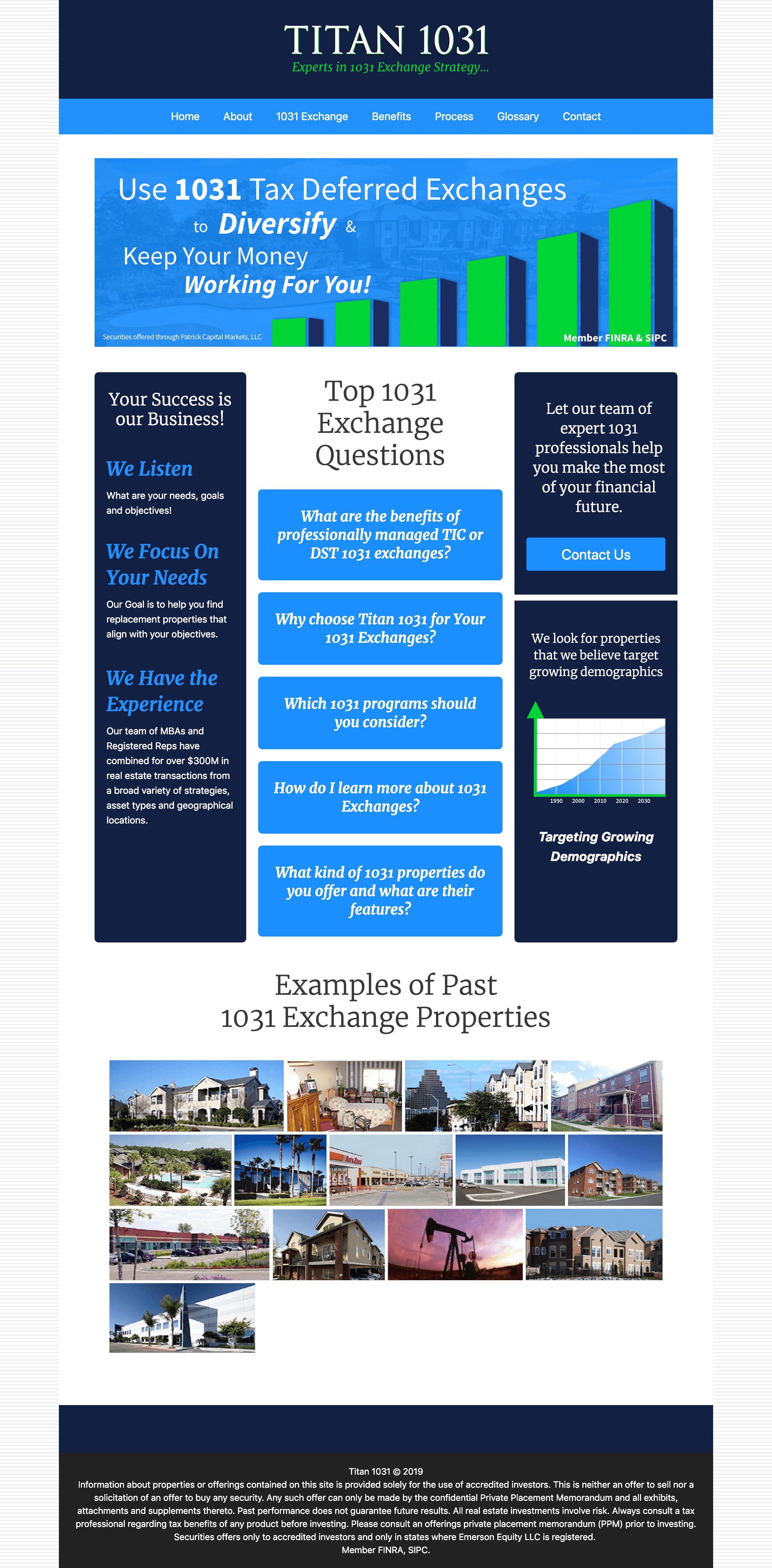 Titan-1031-Real-Estate-Exchange-Website-Design-Home-Page