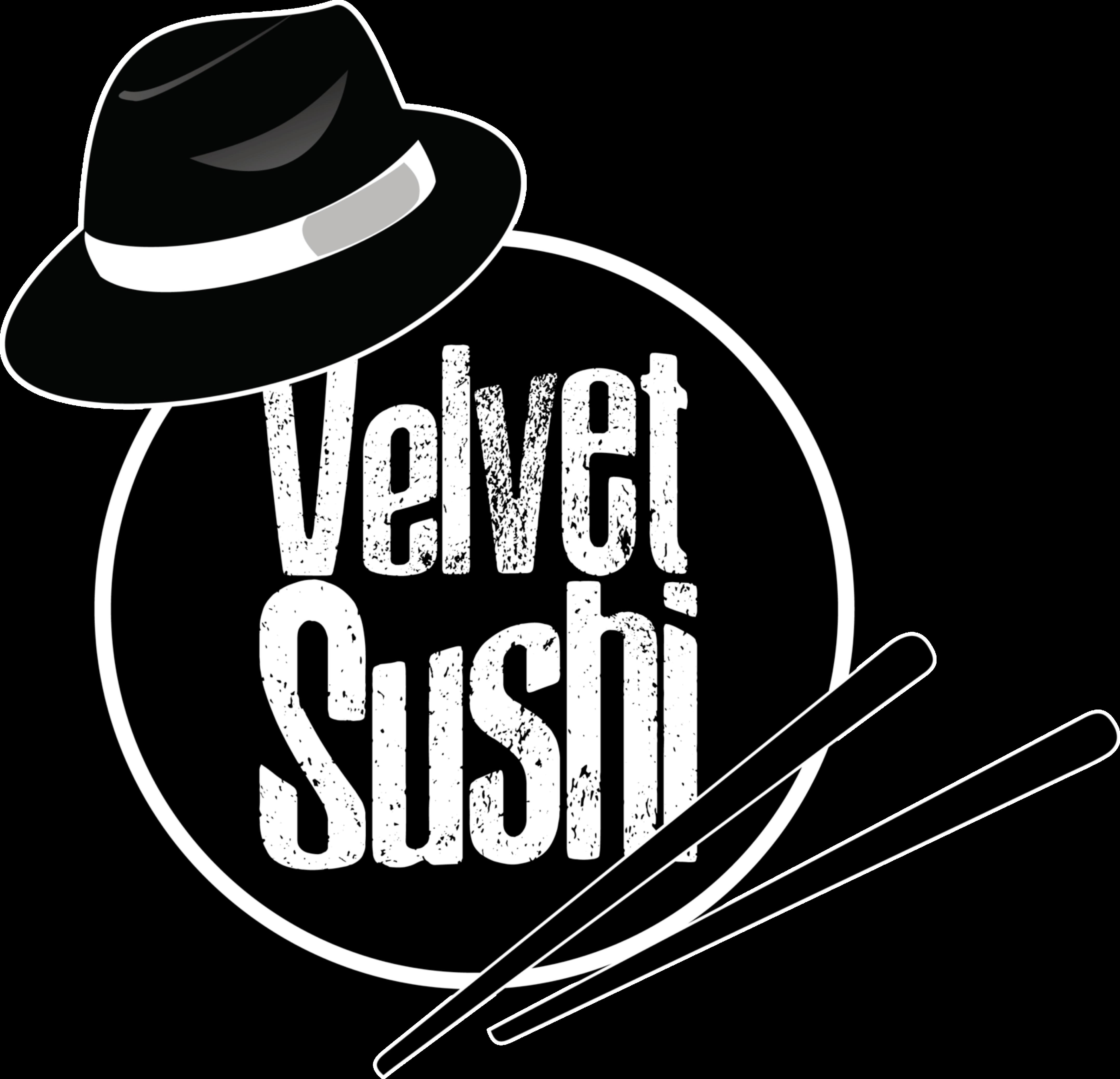 Velvet-Sushi-Jazz-Band-Website-Design-Logo