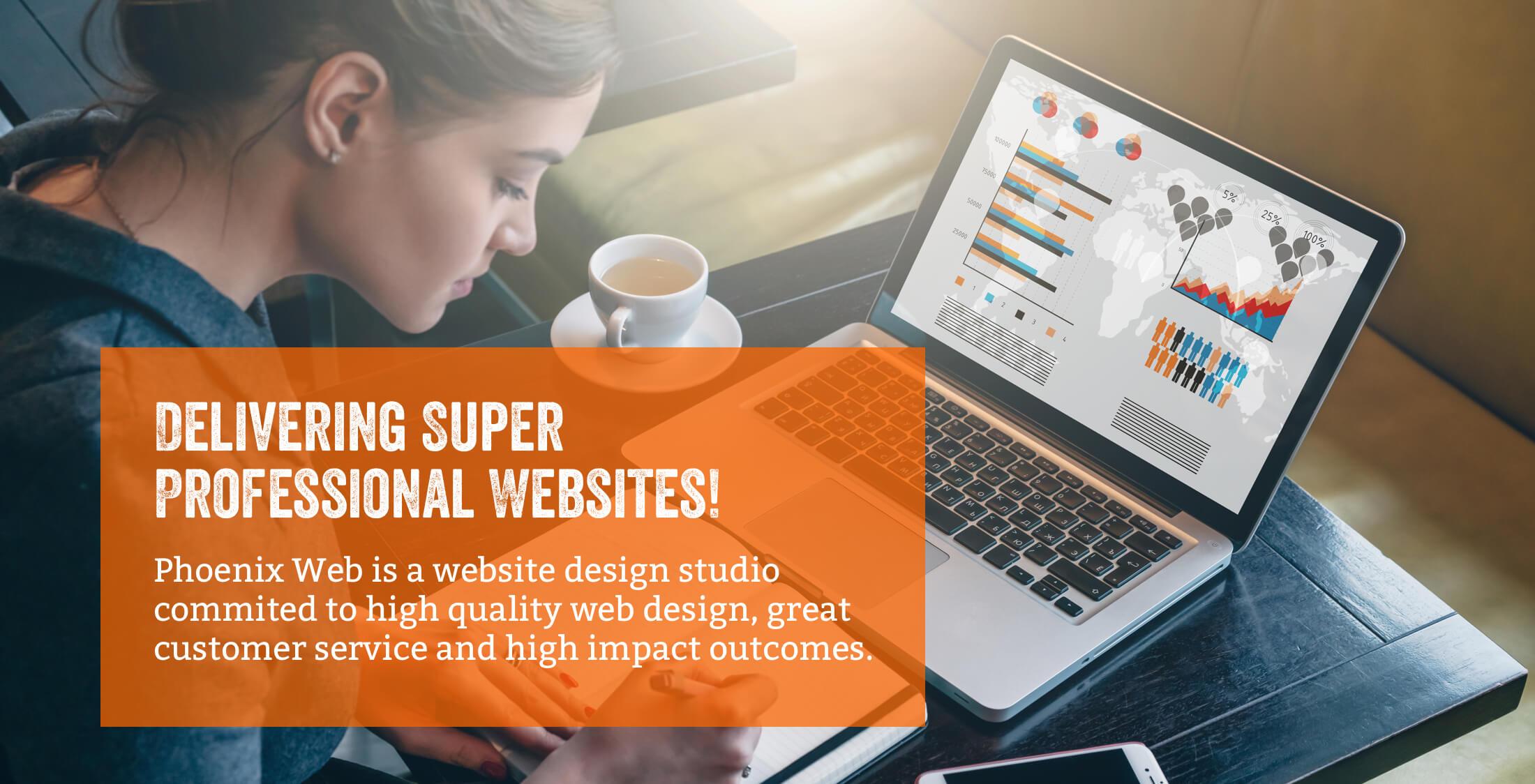 Web Design and Development By Phoenix Web Design Agency PHXWEB