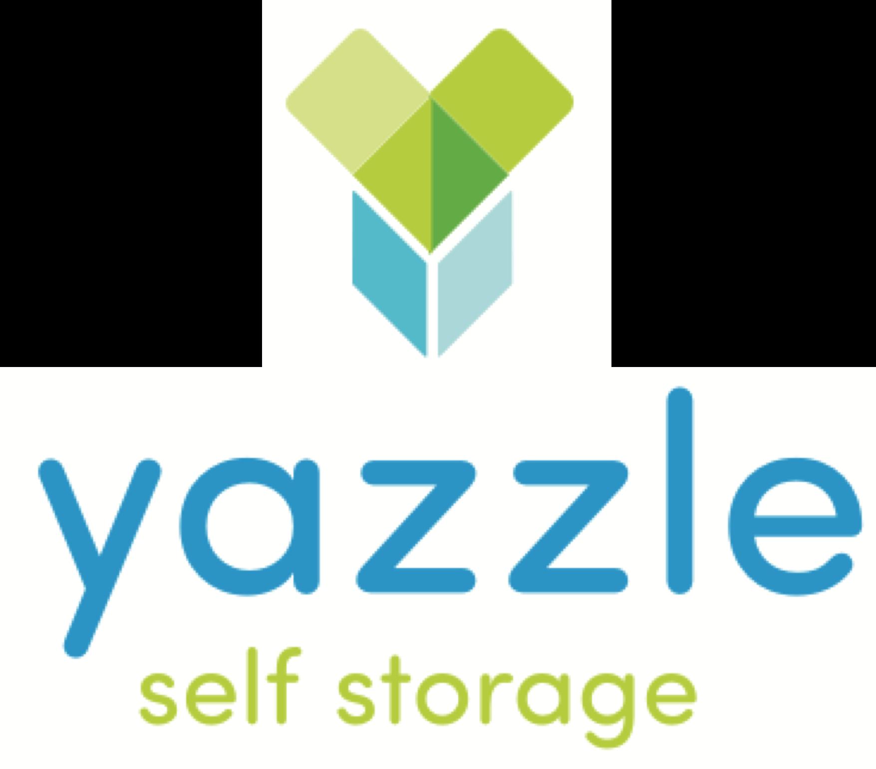 Yazzle-Self-Storage-Units-Website-Design-Logo