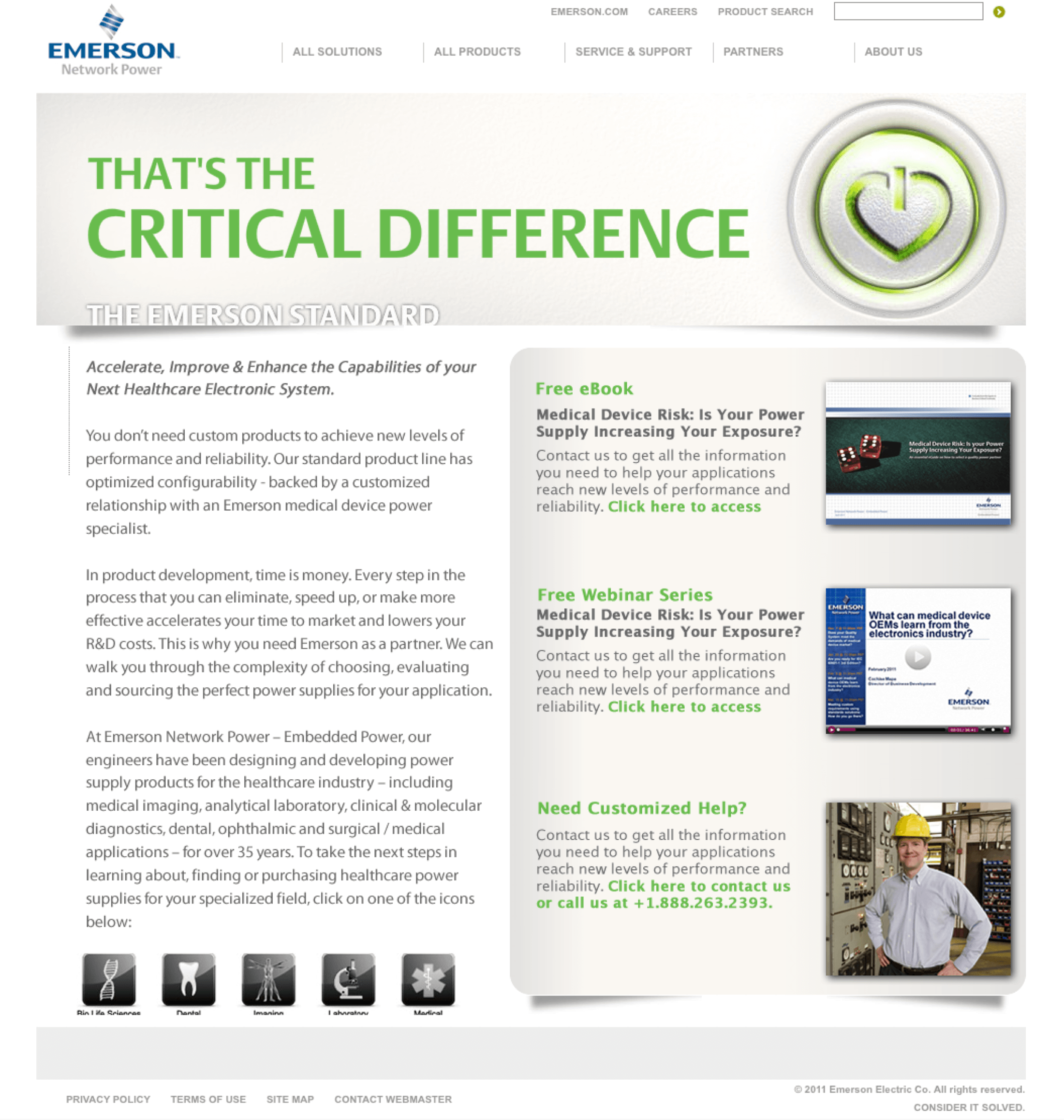 emerson-embedded-ac-dc-power-supplies-website-design-pay-per-click-campaign-2