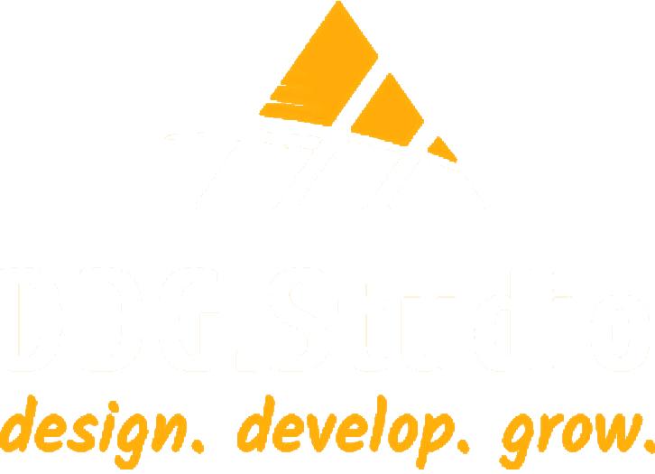 DDG-Studio-Responsive-One-Page-Website-Design-Logo-B1