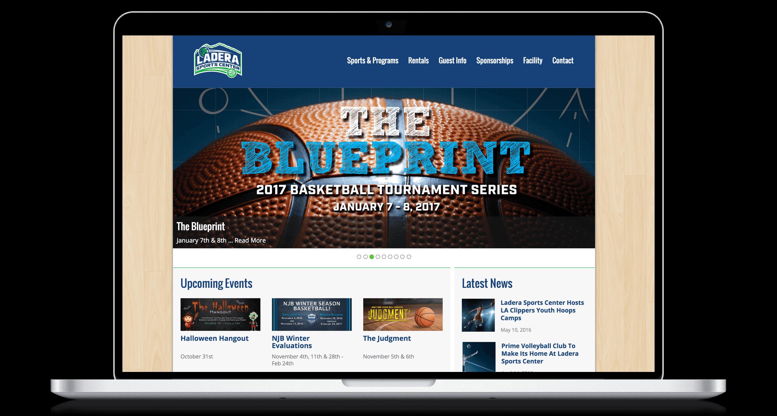 PHX-Web-Agency-Ladera-Sports-Center-Website-Design-After