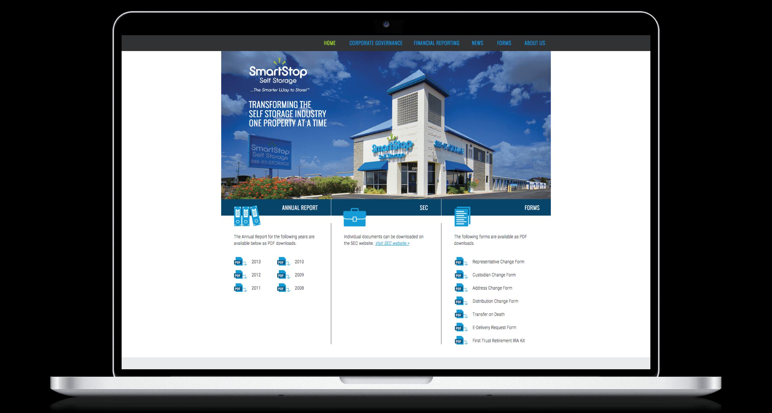 PHX-Web-Agency-SmartStop-Asset-Management-Website-REIT-1031-Exchange-Before
