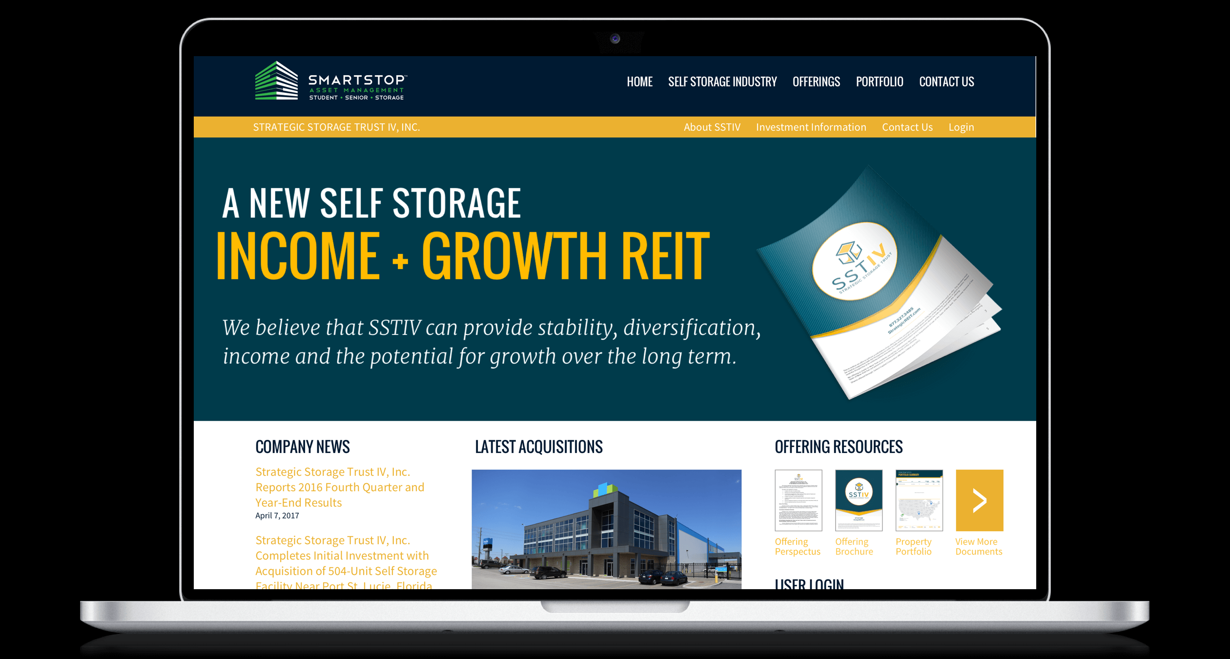 PHX-Web-Agency-Strategic-REIT-Website-Design-REIT-and-1031-Exchange-Real-Estate-Investment-Trust-After