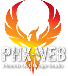 PHX-Web-Studio-Design-Logo